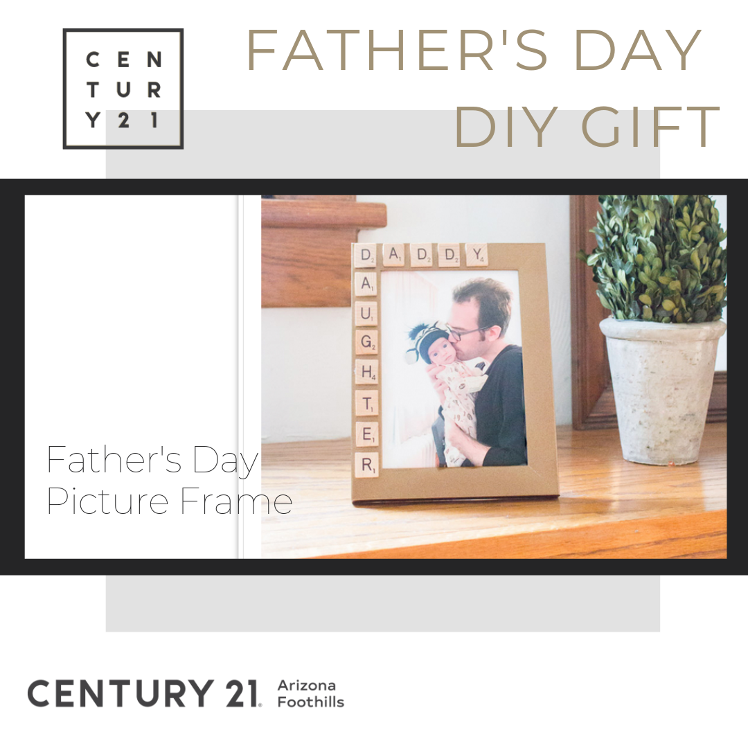 DIY Father's Day Gift | CENTURY 21