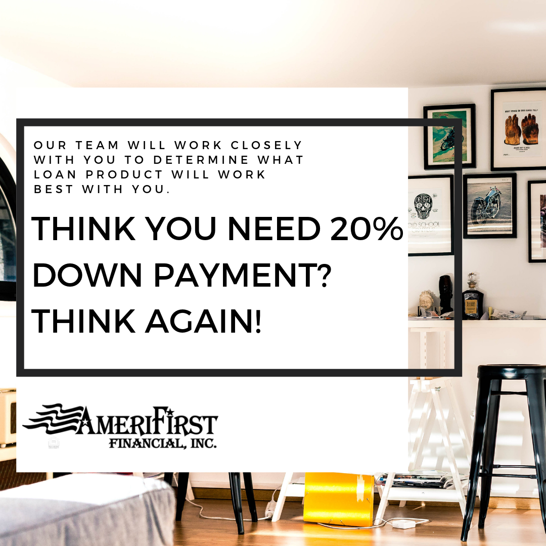 Think You Need A 20 Down Payment Think Again Century 21 Arizona Foothills